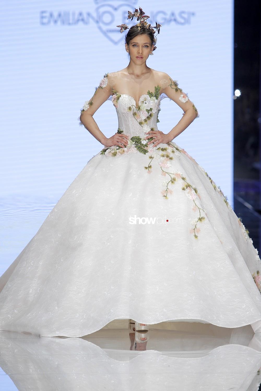 Emiliano Bengasi Couturier 2020 Milan Bridal