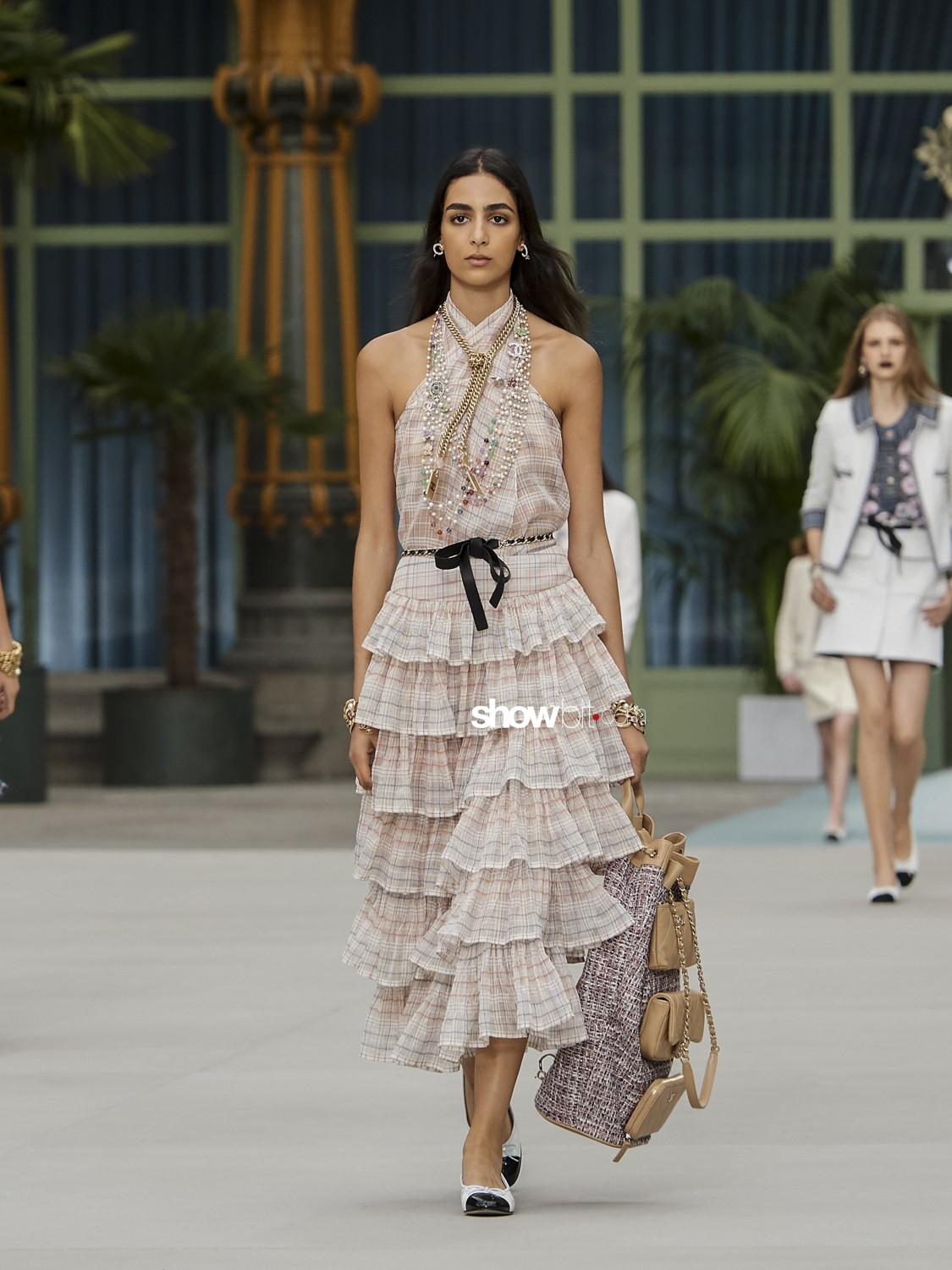 Chanel Cruise Paris 2020