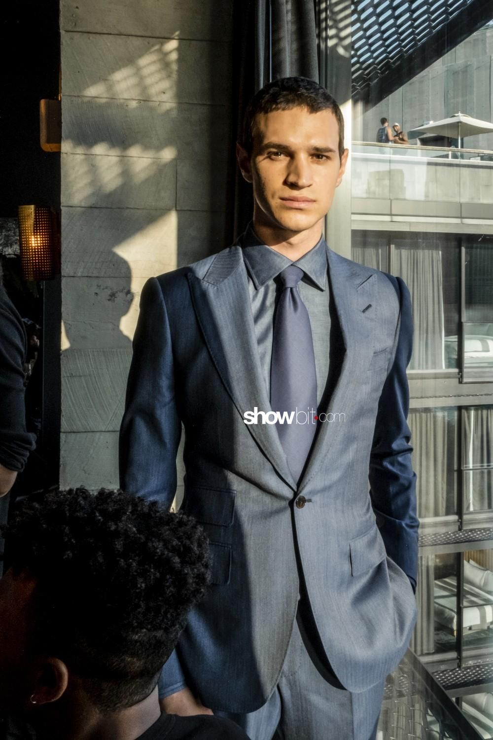 Frère backstage Man Spring Summer 2020 New York