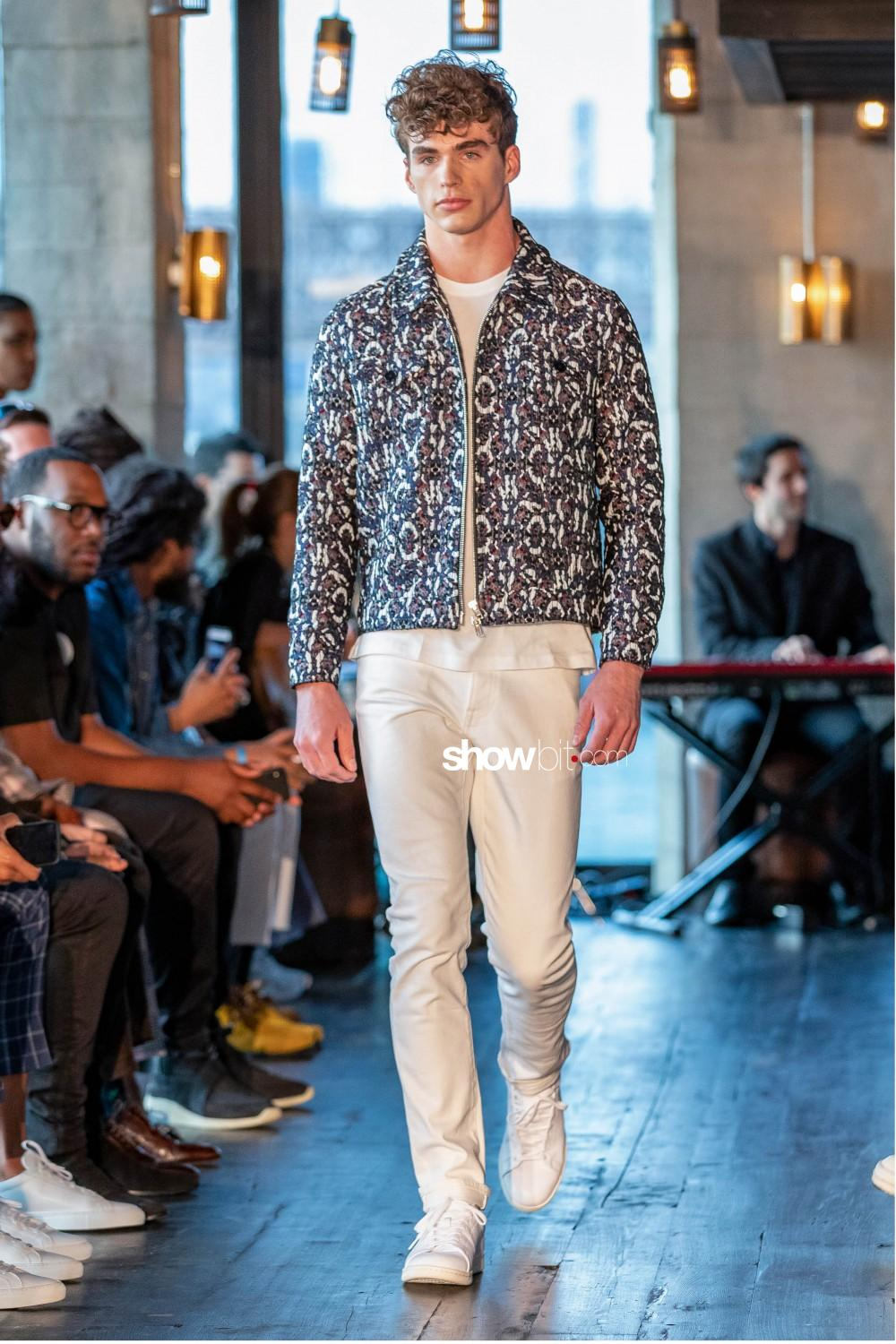 Frère Man Spring Summer 2020 New York