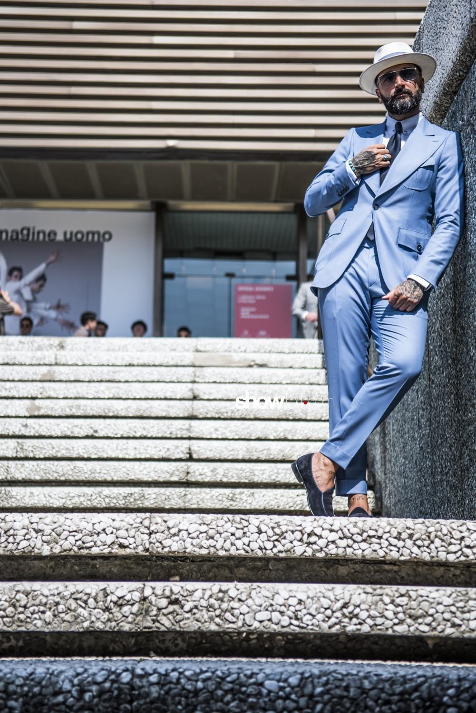 Pitti Uomo people Men Spring Summer 2020 Firenze