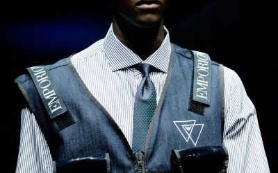 Emporio Armani SS20: when luxury tailoring gets the athletic twist