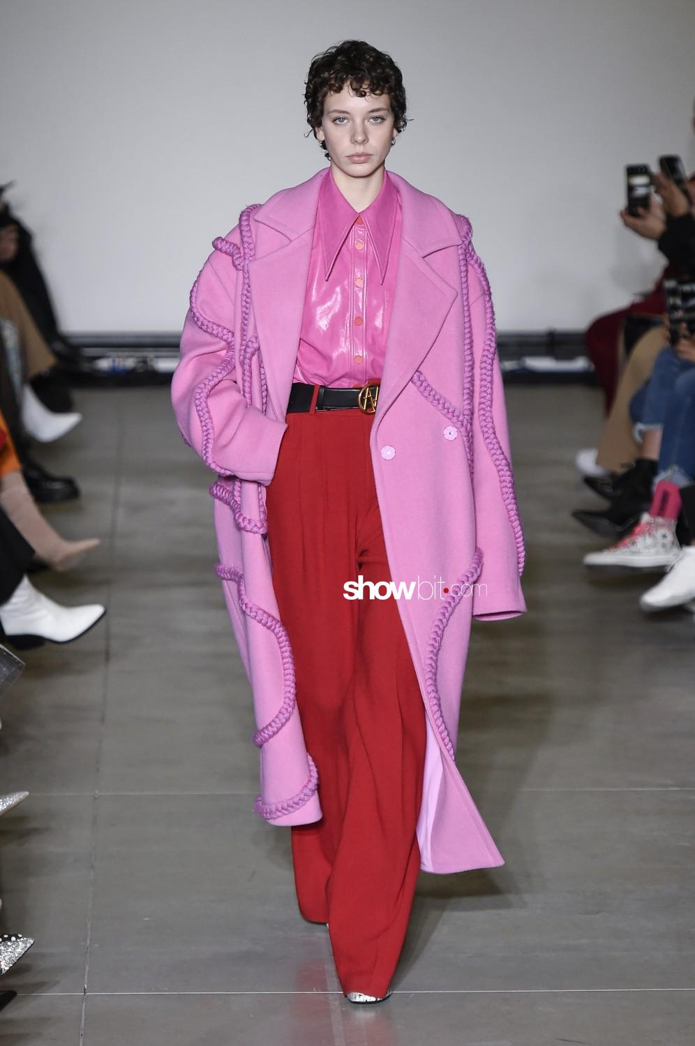 Annakiki Women Fall Winter 2019 Milano