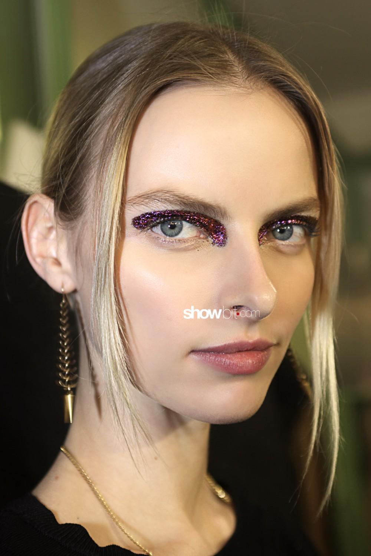 Jean Paul Gaultier beauty backstage Haute Couture Fall Winter 2019 2020 Paris