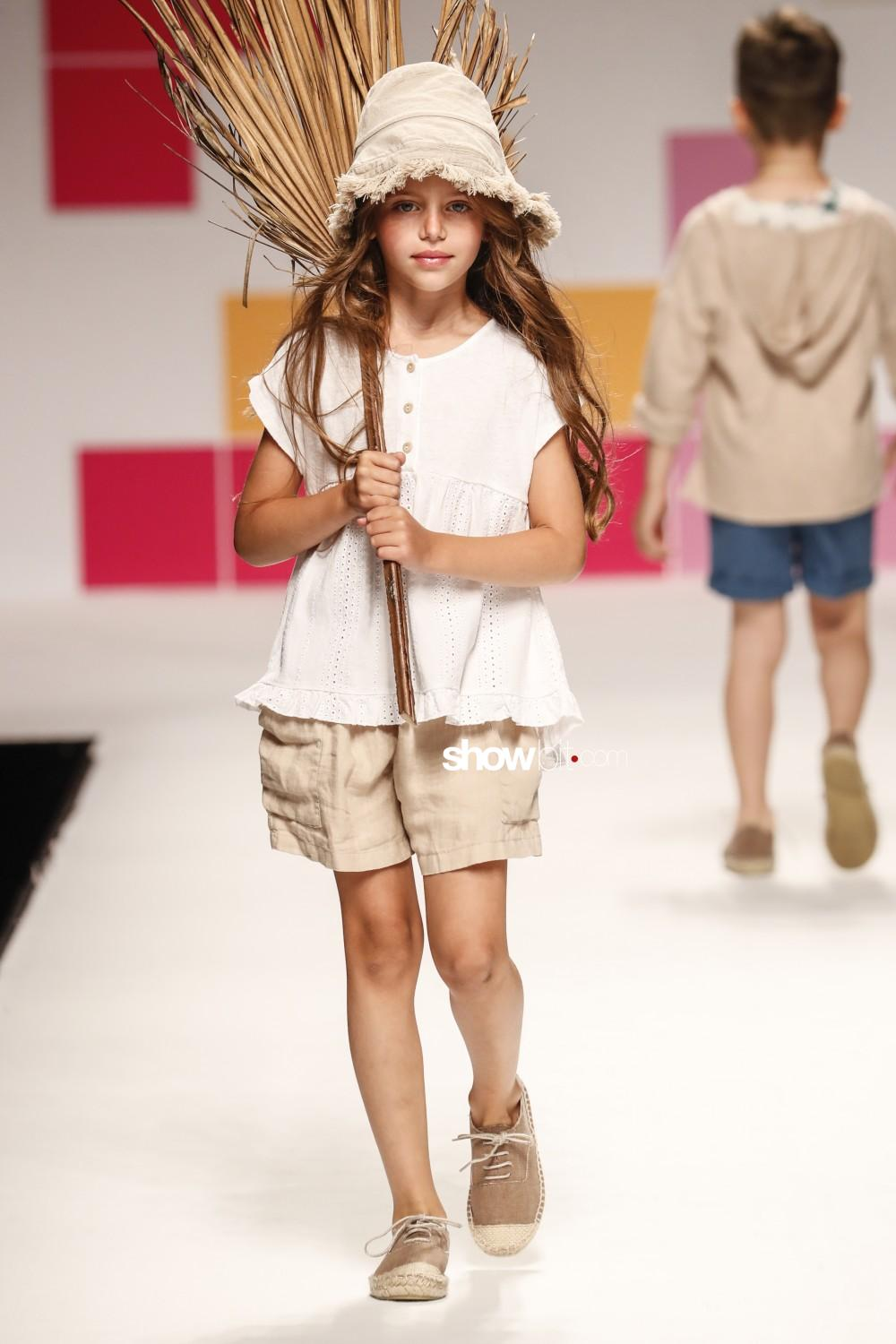 Kids Moda Portugal full lengths Kids Spring Summer 2020 Firenze