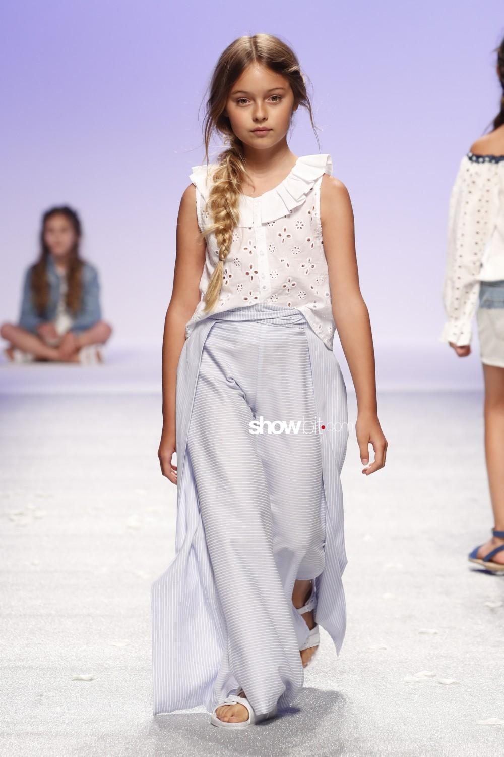 Manila Grace full lengths Kids Spring Summer 2020 Firenze Pitti Bimbo