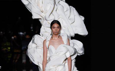 Schiaparelli Haute Couture Fall 2019, a modern surrealist tale
