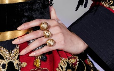 Haute Couture FW19: Accessories on the runway