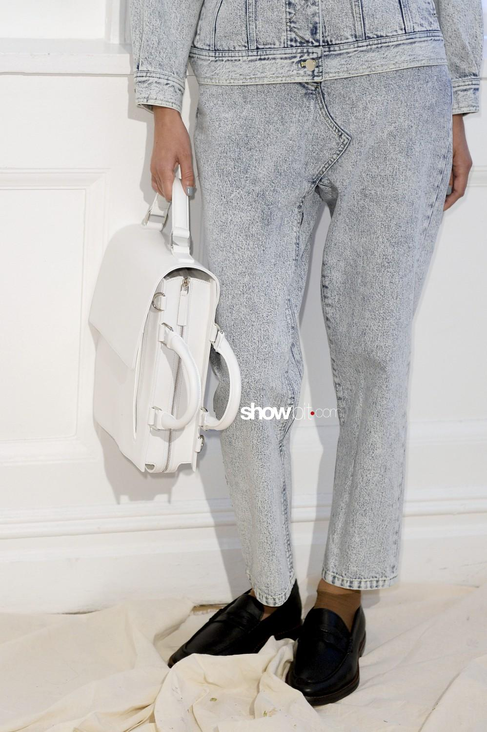 A Company close-up Women Spring Summer 2020 New York