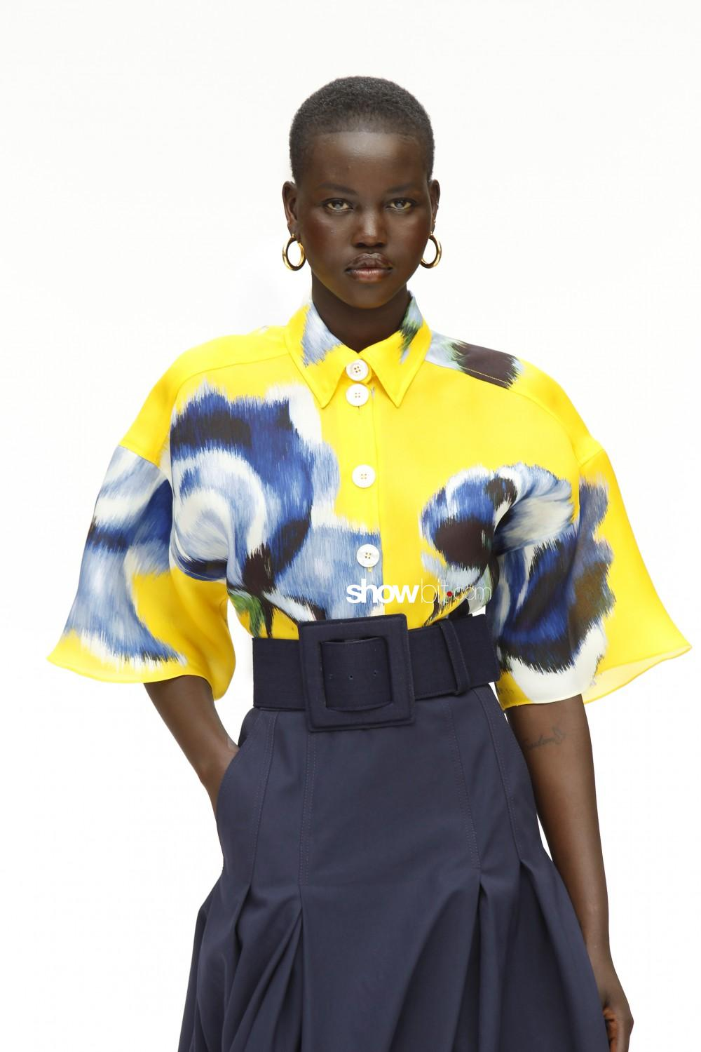 Carolina Herrera Women Spring Summer 2020 New York prints