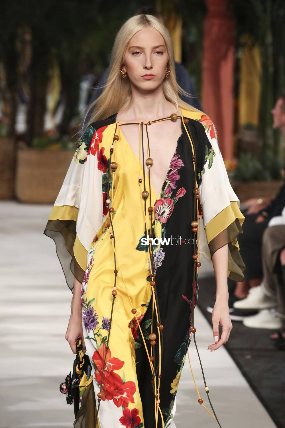 Oscar de la Renta Women Spring Summer 2020 New York prints