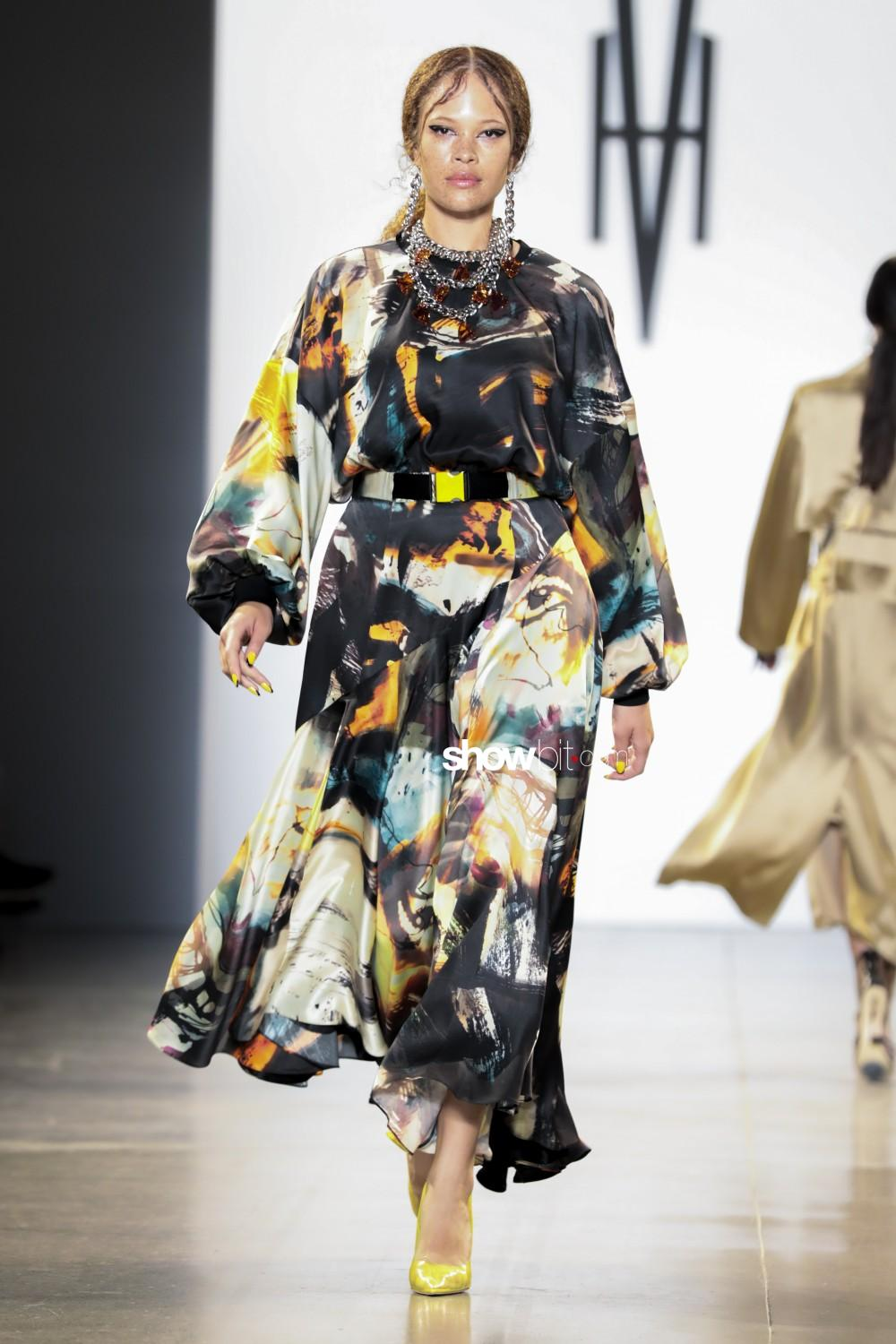 Victoria Hayes Women Spring Summer 2020 New York prints