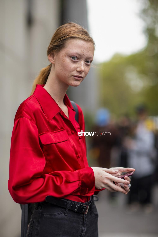 Dries Van Noten people Women Spring Summer 2020 Paris