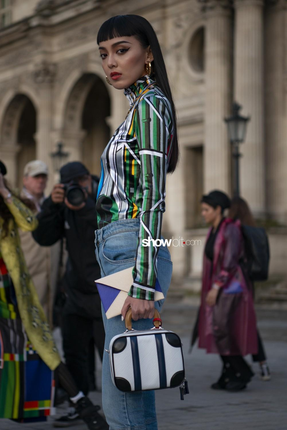 Louis Vuitton people Women Spring Summer 2020 Paris