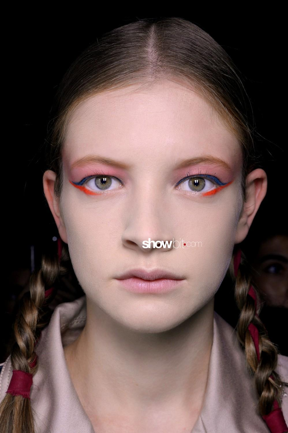 Antonio Marras beauty backstage Women Spring Summer 2020 Milano