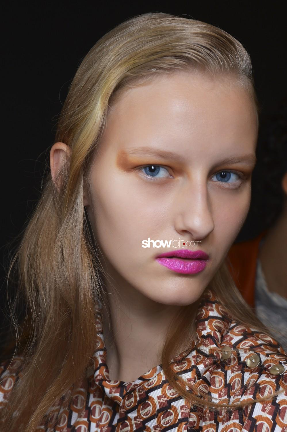 Drome beauty backstage Women Spring Summer 2020 Milano