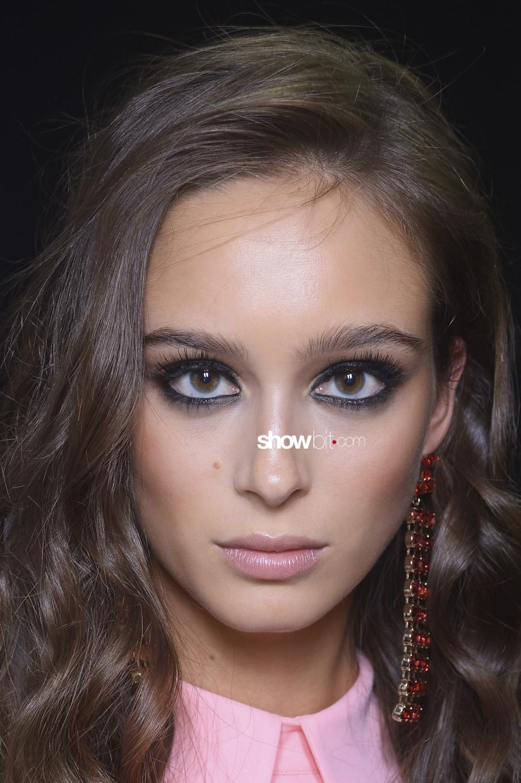 Elisabetta Franchi beauty backstage Women Spring Summer 2020 Milano