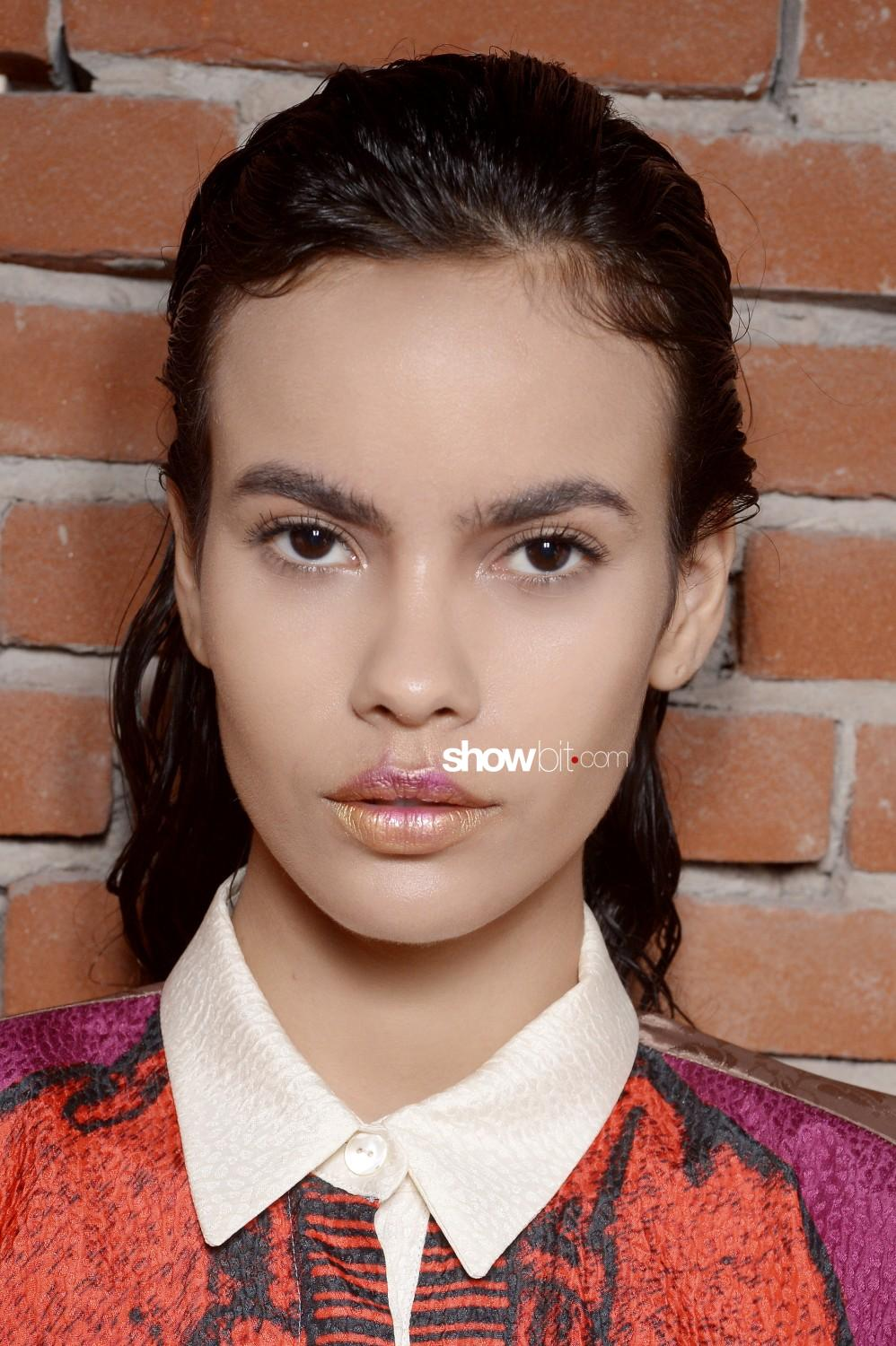 Francesca Liberatore beauty backstage Women Spring Summer 2020 Milano
