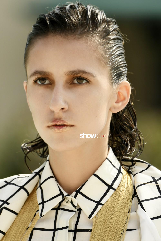 Francesca Liberatore beauty Women Spring Summer 2020 Milano