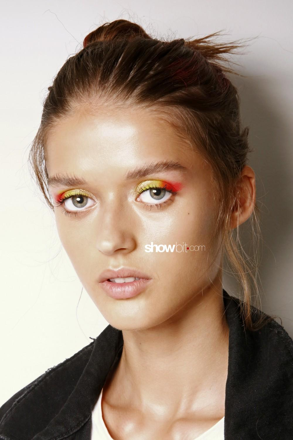 Nicole Miller beauty backstage Women Spring Summer 2020 New York