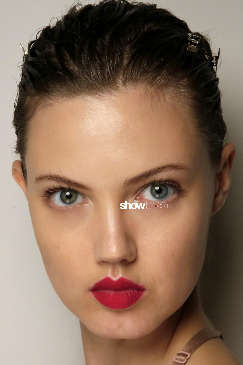 Prabal Gurung beauty backstage Women Spring Summer 2020 New York