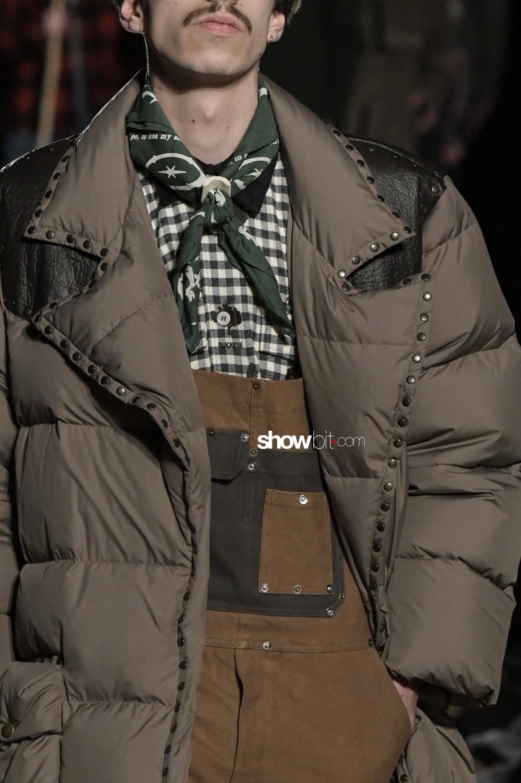 Phipps close-up Men Fall Winter 2020 Paris
