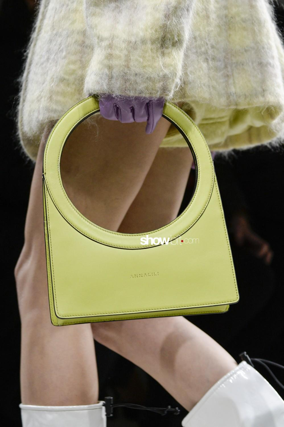 Annakiki close-up Women Fall Winter 2020 Milano bags