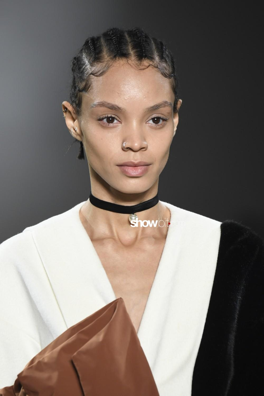 Blancore beauty runway Women Fall Winter 2020 New York