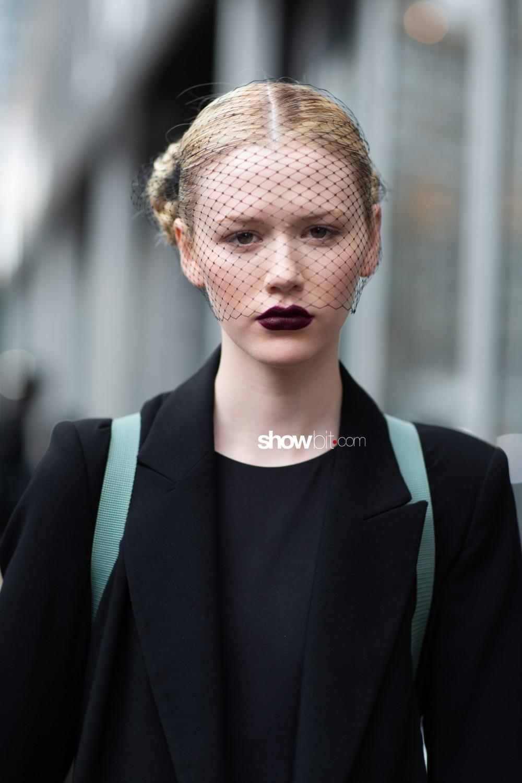 Chocheng people street style Women Fall Winter 2020 New York