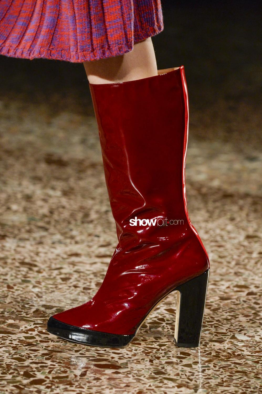 Cividini close-up Women Fall Winter 2020 Milano shoes