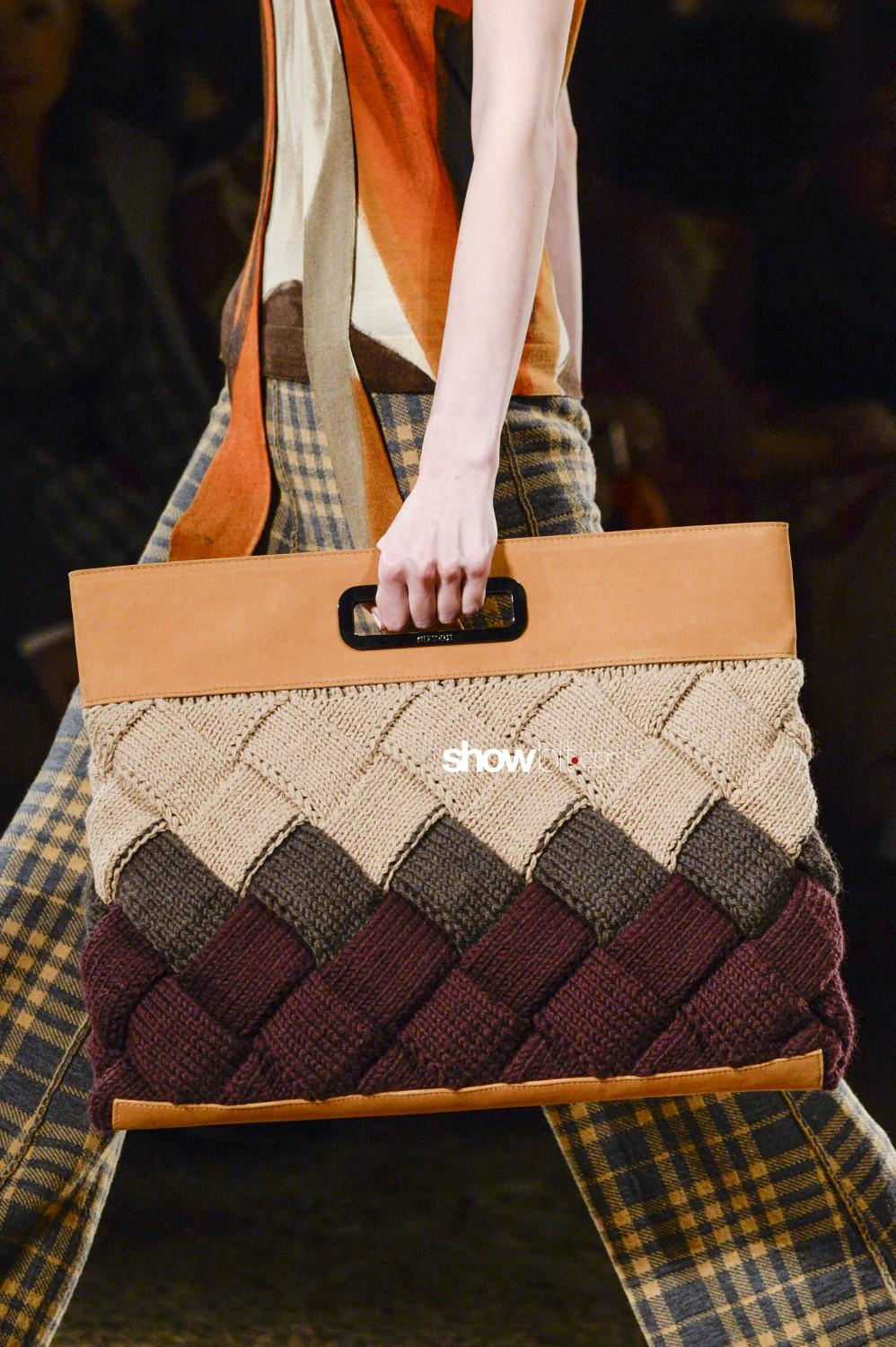 Cividini close-up Women Fall Winter 2020 Milano bags