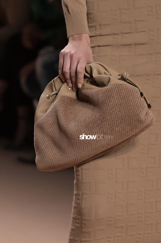 Elisabetta Franchi close-up Women Fall Winter 2020 Milano bags