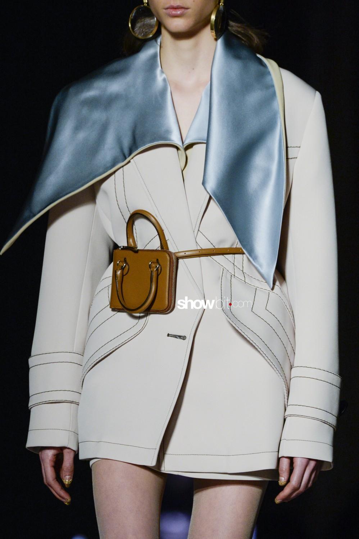 Marco De Vincenzo close-up Women Fall Winter 2020 Milano bags