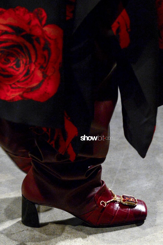 Ports close-up Women Fall Winter 2020 Milano shoes