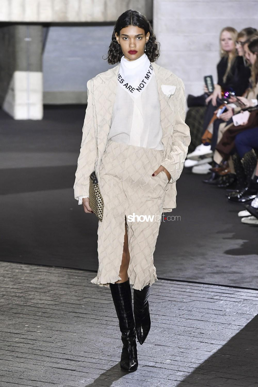 Roland Mouret Women Fall Winter 2020 London