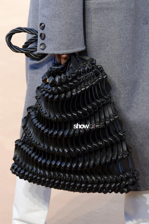 Salvatore Ferragamo close-up Women Fall Winter 2020 Milano bags