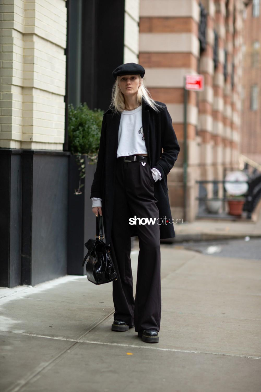 Tadashi Shoji people Women Fall Winter 2020 New York