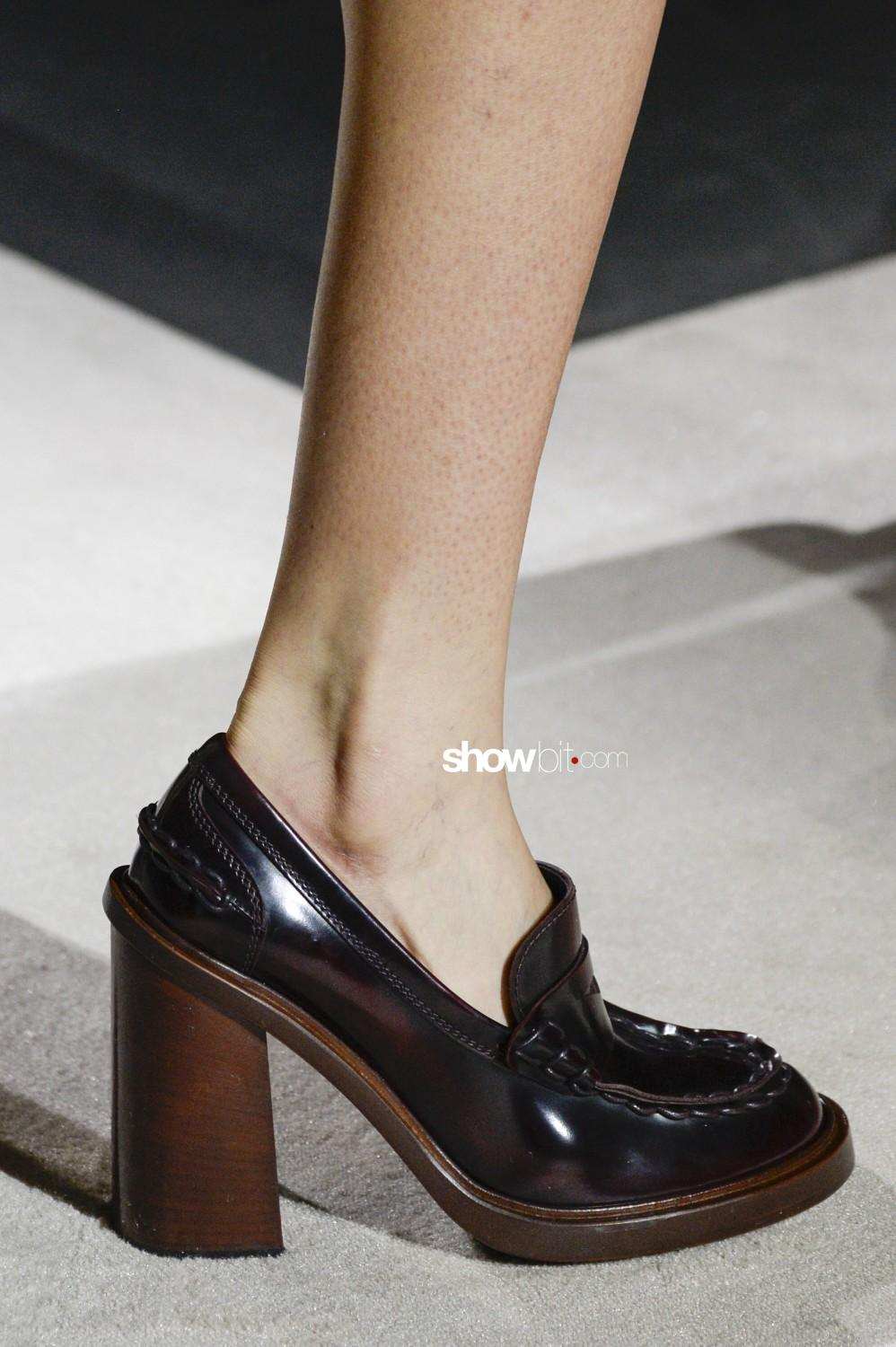 Tods close-up Women Fall Winter 2020 Milano shoes