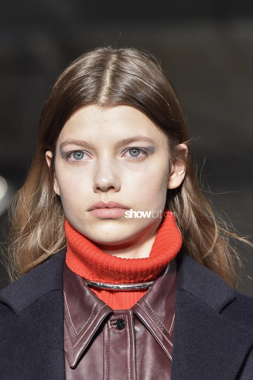Zadig&Voltaire beauty runway Women Fall Winter 2020 New York