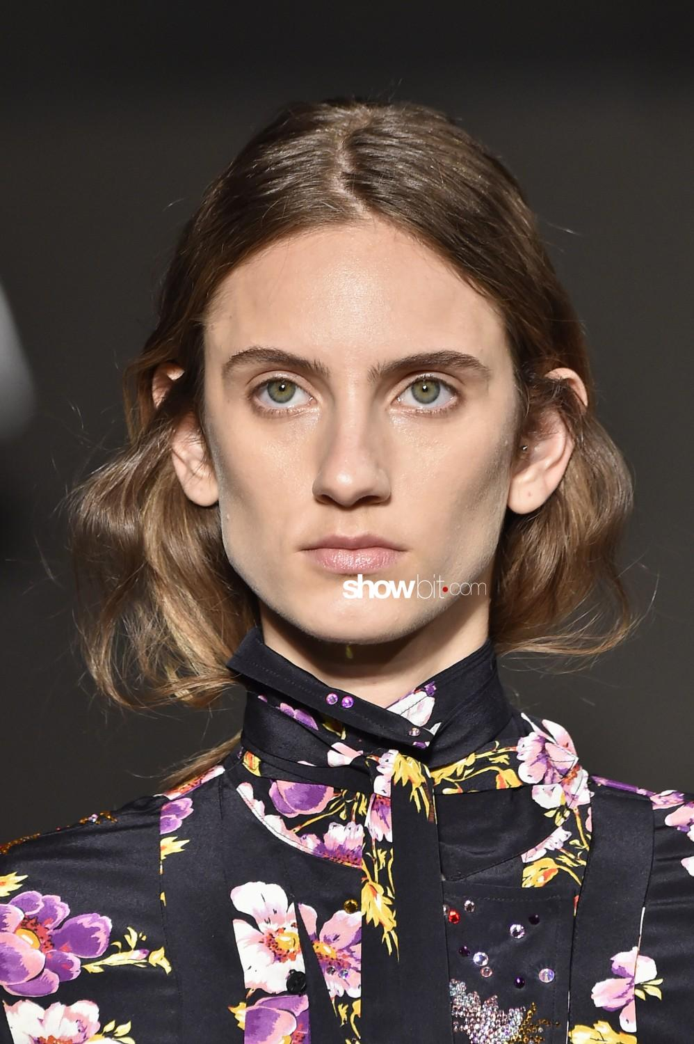 Zadig&Voltaire beauty runway Women Fall Winter 2020 2021 New York