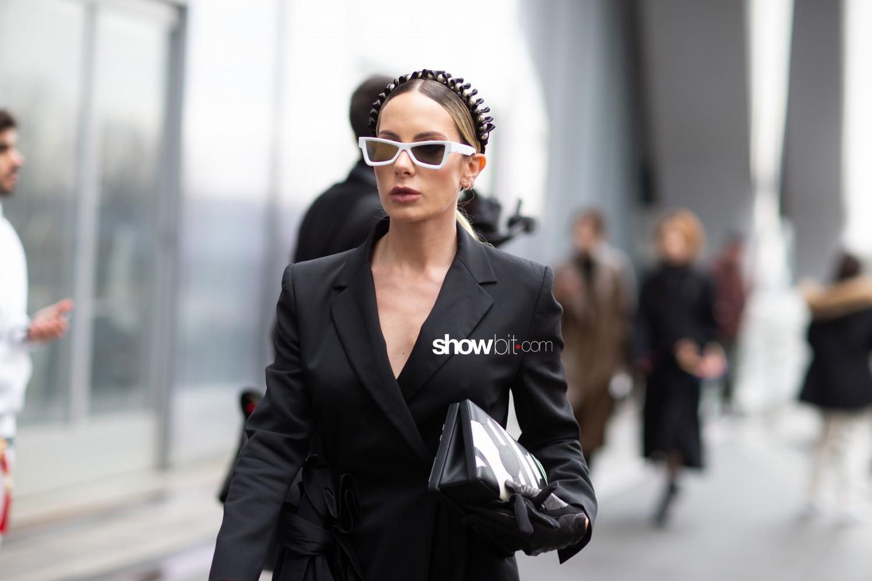 Carolina Herrera people Women Fall Winter 2020 New York