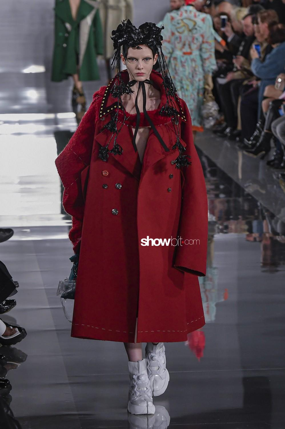 Maison Margiela Women Fall Winter 2020 Paris