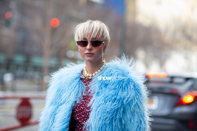 Pamella Roland people Women Fall Winter 2020 New York