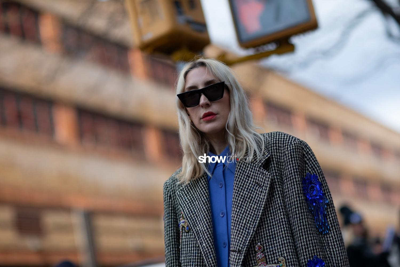 Ulla Johnson people Women Fall Winter 2020 New York