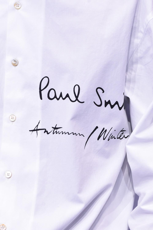 Paul Smith close-up Men Fall Winter 2020 Paris