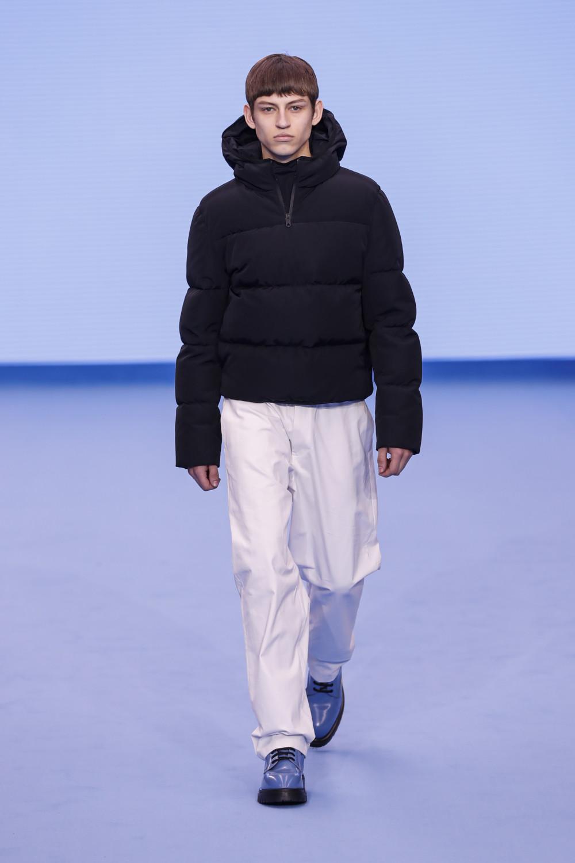 Paul Smith full-length Men Fall Winter 2020 Paris