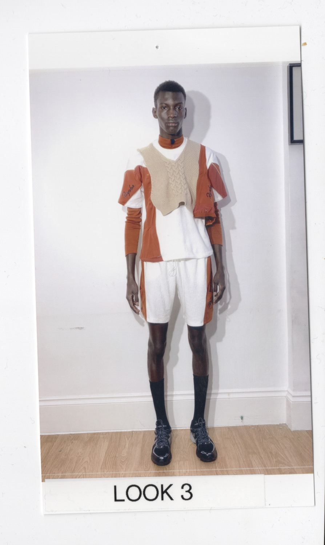 Robyn Lynch supported by Rapha London Fashion Week