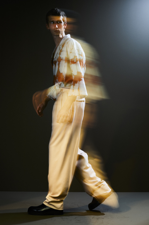 Ermenegildo Zegna backstage Spring Summer 2021 Man Milano