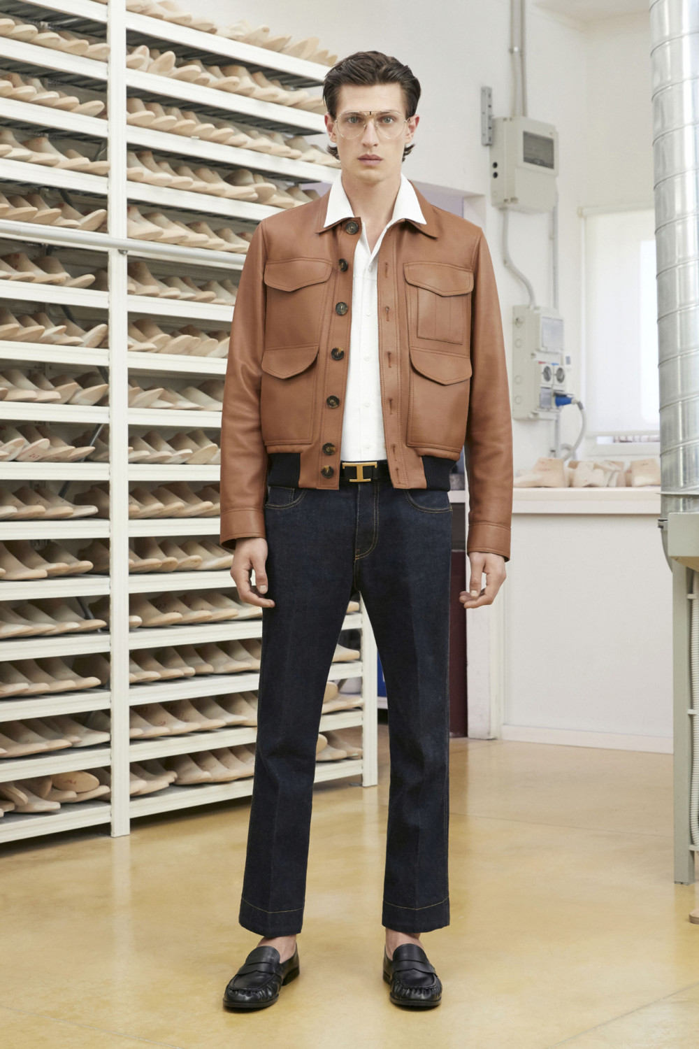 Tod's full-length Spring Summer 2021 Milano