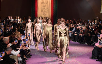 FHCM dà il via alla Paris Couture Week